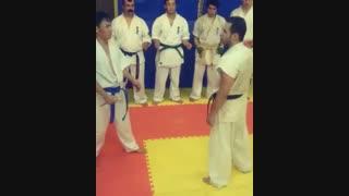 شیهان احمدی(حمله با چاقو از بالا)