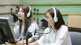 SNSD Sunny & Juniel - KBS Cool FM