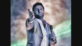 محمد علیزاده به مرحله سوم رفت ( آهنگ جونی منی تو ) ( نتایج مرحله دوم نظرسنجی بهترین خواننده پاپ ایران)