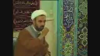 روحانی مشهدی باحال .