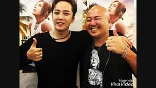JANG KEUN SUK  WITH FRIEND AT ENDESS  SUMMER