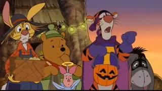تلیر انیمیشن هالووین وینی خرسه