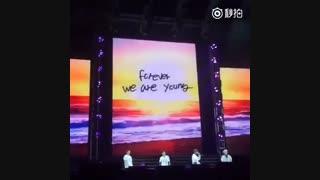 BTS concert in Beijing - Young Forever
