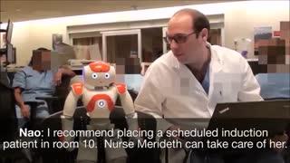 ربات جدید دانشگاه MIT مدیریت بخش های مختلف بیمارستان را ساده تر می کند