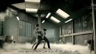 EXO_Heart Attack بازیرنویس فارسی
