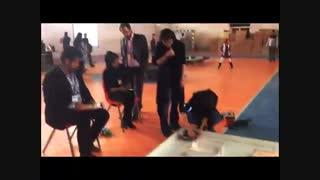 دومین دوره مسابقات آزاد رباتیک شیراز