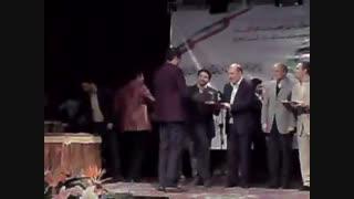مراسم برترین مربی بوکس استان البرز در سال 1391