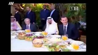 تلاش ناکام سعودیها برای جدا کردن سوریه از جبهه مقاومت