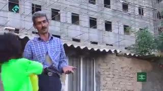نارضایتی مردم ساکن حلبی آبادها از ظلم و فساد