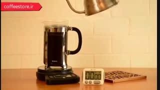 آموزش تهیه قهوه فرانسه