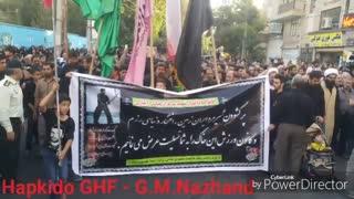 شهید مدافع حرم عباس آبیاری از افتخارات هاپکیدو