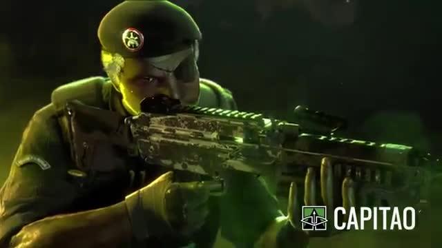 تریلر بسته الحاقی Skull Rain بازی Rainbow Six Siege   گیم شات