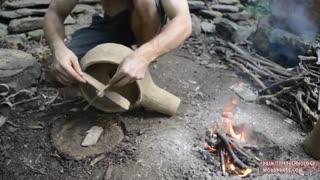 چطور در طبیعت آتش خوب درست کنیم