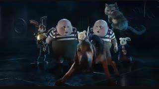 تریلر فیلم آلیس در سرزمین عجایب 2016