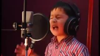 کودک خوش صدا -هنر وهواشناسی