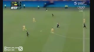 سوئد ۲-۲ کلمبیا