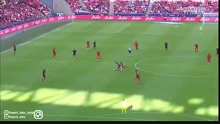 لیورپول ۴-۰ بارسلونا