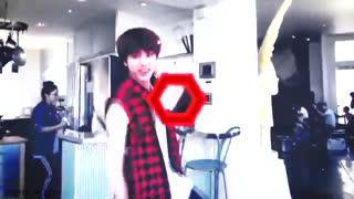 """""""BTS - """"Jin یه اِدیت خوشگل و باحال از عشقم جین  (^_^)"""