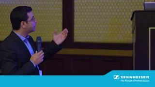 سمینار تخصصی سنهایزر و نویمن - معرفی میکروفون های سنهایزر