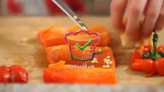 آموزش آشپزی - طرز تهیه هوموس