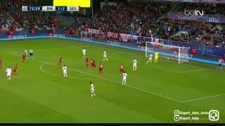 رئال مادرید ۳-۲ سویا