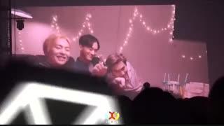 Exo'r Dium concert دیدنش برای هر اکسو الی و کی پاپری واحبه