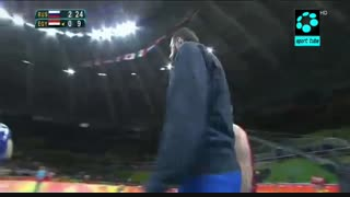 روسیه ۳-۰ مصر
