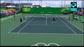 مسابقات تنیس روز ششم
