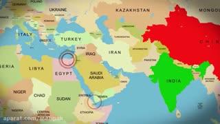 دلایل ناامنی خاورمیانه(استاد رائفی پور)