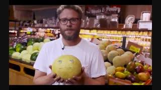 دوربین مخفی جالب : غذا های سخنگو