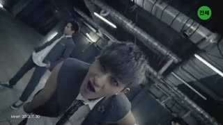 EXO music video growl ver1 chinese