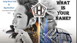 Team H-What Is Your Name-MV audio