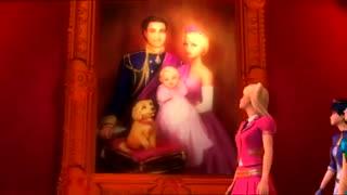 موزیک ویدیو باربی و مدرسه ی جادویی پرنسس ها ب المانی-Die Prinzessinnen-Akademie