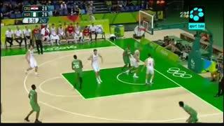 کرواسی ۷۶-۹۰ نیجریه