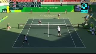 فینال تنیس میکس : قهرمانی امریکا