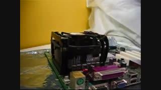 تعویض فن CPU