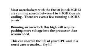 Overclock for beginners