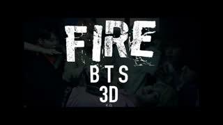 (! FIRE-BTS (3D use headphones