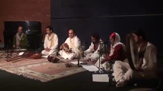 اجرای تصنیف ماهور بر اساس ساقی نامه توسط گروه عشاق به مناسبت هفته فرهنگی ایران و هند