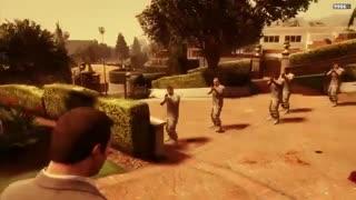 ویدئوی مد DeadEye بازی GTA V