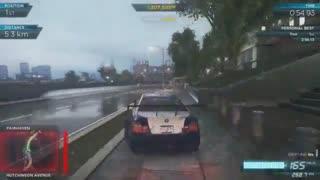 مسابقه من با نفر دوم لیست سیاه! Need for Speed Most Wanted
