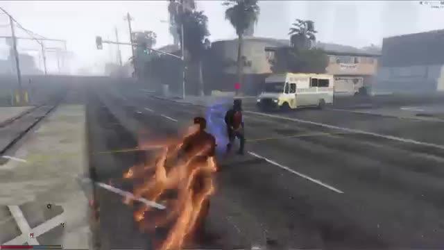 ویدئوی آموزش نصب مد گرافیکی بازی GTA V - نماشا