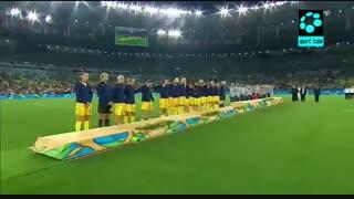فینال فوتبال زنان : سوئد ۱-۲ آلمان