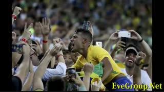 شادی برزیل در انتهای راه ریو