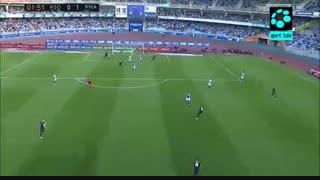 رئال سوسیداد ۰-۳ رئال مادرید