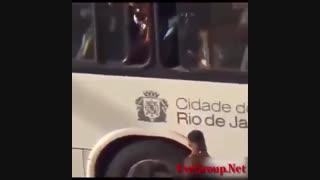 روی دیگر المپیک ریو-دزدی از توریست ها در روز روشن-