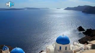 معرفی جاذبه های گردشگری یونان