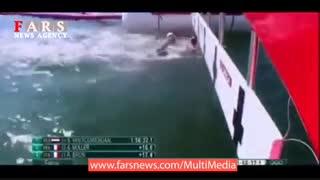 یک شناگر زن  رقیب خود در المپیک را غرق کرد!!!