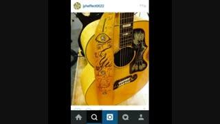 اینم گیتار اوپا....