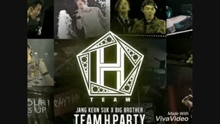 JANG KEUN SUK  X BIG BROTHER [TEAM H ]  PARTY 2016 WILL BE HELD IN OCTOBER ! ! ! ! ! !